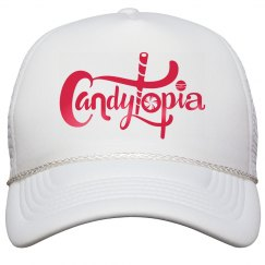 Candytopia hat