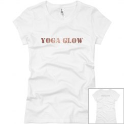 Yoga Glow Relaxed Fit Tee