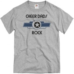 Cheer dads rock
