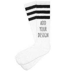 Custom Knee High Socks