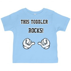 toddlers rock!