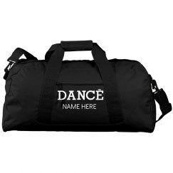 Fancy Custom Dance Bag