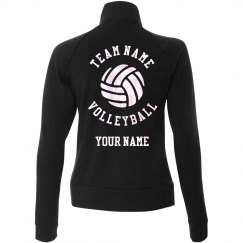 Pearlescent Girls Volleyball Team