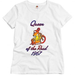Queen of the Road 1967 Sunset