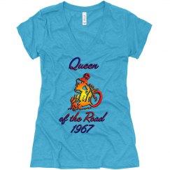 Queen of the Road 1967