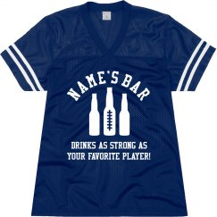 Small Business Bar Jersey