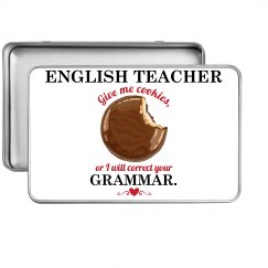 English Teacher's Cookies