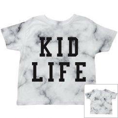 Livin' that Kid Life Toddler Tee