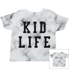 Livin' that Kid Life Toddler Tee