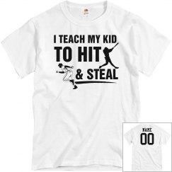 Hit & Steal Baseball