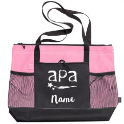 Personalized Ballet Bag APA