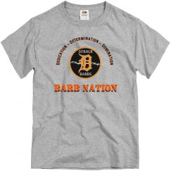 Barb Nation grey