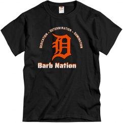 Barb Nation black