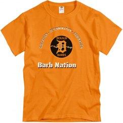 Barb Nation orange