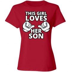 Girl Loves Son