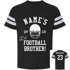 Football Family Lil' Bro