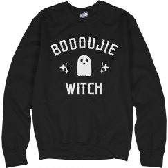 I'm A Boooujie Witch This Halloween