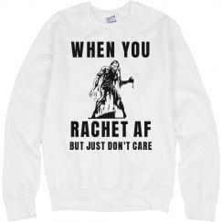 Halloween Zombie Rachet AF