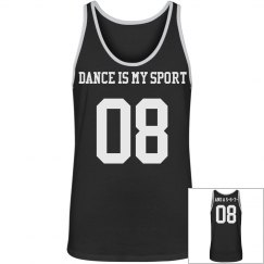 Dance is my Sport Basketball