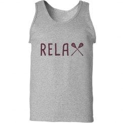Relax Lacrosse Tank