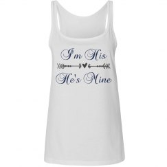 I'm his...He's mine