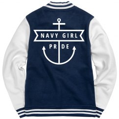 Navy Girl Pride
