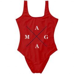 MAGA swimsuit