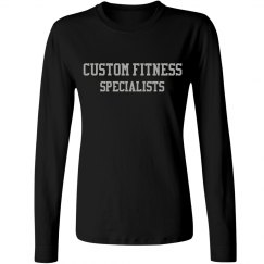 CFS Ladies Long sleve Tshirt