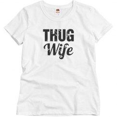 Thug Wife Tee