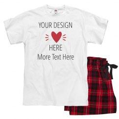 Your Design Custom Ladies Valentine