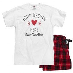 Custom Design This PJ Set