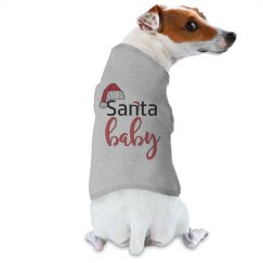 Pet Christmas outfit