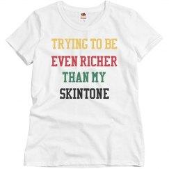 my skintone
