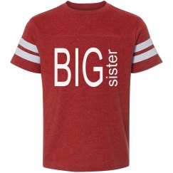 Big Sister T-shirt Older girl