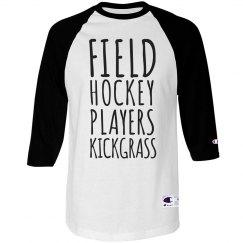 Funny Field Hockey Shirt