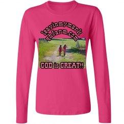 LMM#60 God is GREAT!! best friends