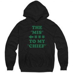 Couples St Patricks Day Hoodie