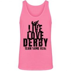 Love Derby Tank