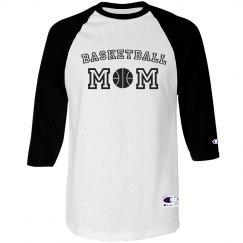 Trendy Basketball Mom