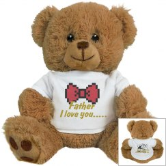 Fathers Day  Bear