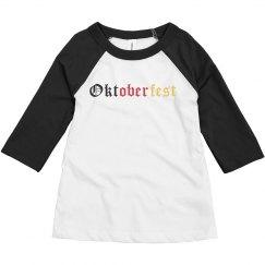 toddler oktoberfest baseball tee