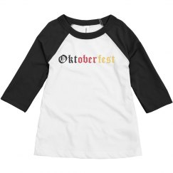 toddler oktoberfest baseball tee