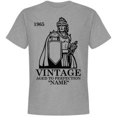 Vintage Crusaders Birthday shirt