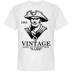 Vintage Patriot Birthday shirt