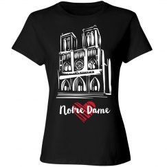Love for Notre Dame