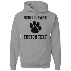 Custom Lower Back School Sports