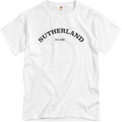 Sutherland Men's T