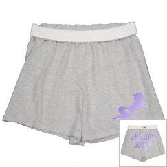 Unicorn Booty shorts