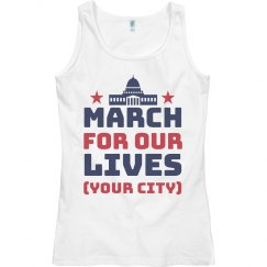 Customizable March For Our Lives