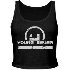 Young4Ever Crop top